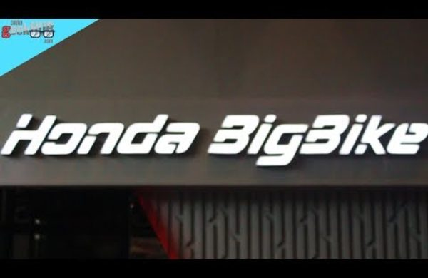 Honda Davao Just Launched their Honda Big Bike Showroom