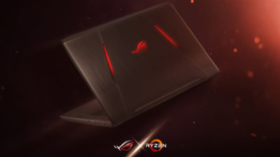 Check Out the ASUS ROG GL702ZC 8 Cores Awakened Promotion