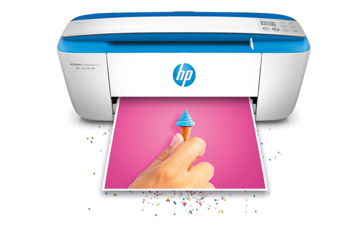 Get FREE Ink Cartridges with HP Deskjet Ink Advantage Printer