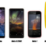 Nokia 7 Plus, Nokia 1, Nokia 6 (2018), and Nokia 8110 4G Debut in Davao