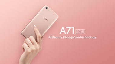 OPPO A71 2018 Launched – Raising the Bar on Entry-Level Phones