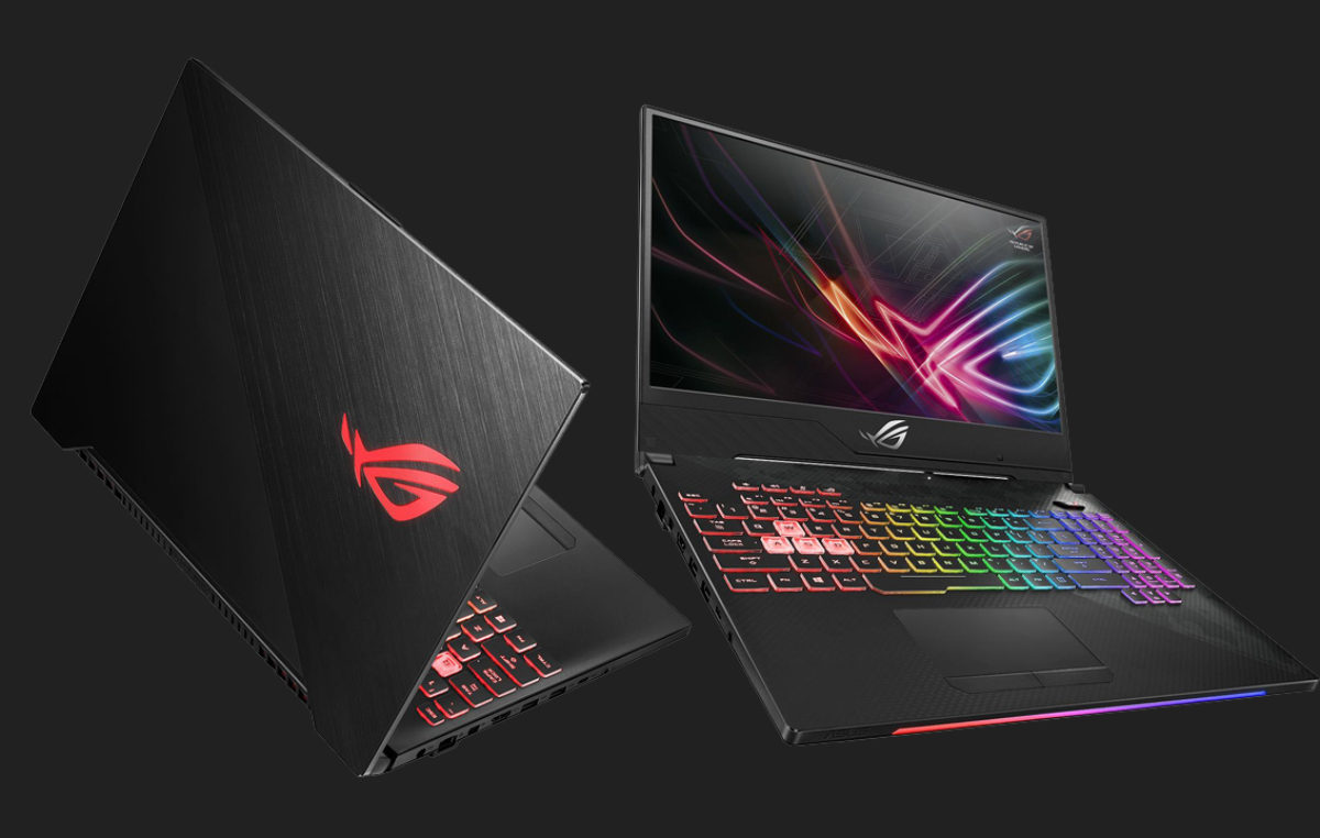 ROG Unveils the Strix SCAR II and Strix Hero II Gaming Laptops