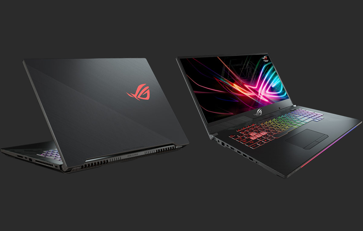 ROG Outs the ROG Strix SCAR II GL704 – Most Compact Gaming Laptop