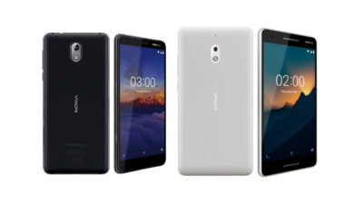 New Generation Nokia 3.1 and Nokia 2.1 comes to Davao