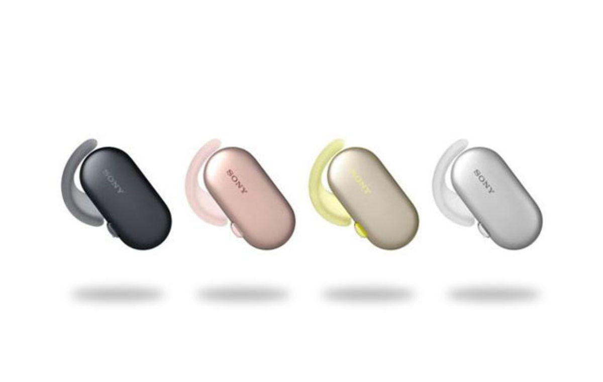 Sony Announces the WF-SP900, Their Truly Wireless Sports Headphones