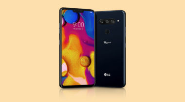 LG Announces V40 ThinQ, Equipped with 5 Cameras