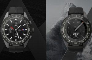 Introducing LG's New Watch W7 Hybrid Smartwatch