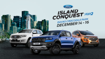 Ford Island Conquest and Safe Driving Program Comes Back to Davao