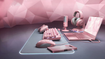 The Quest for Quartz – Razer Quartz Pink Collection Announced