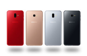 Get the Samsung Galaxy J6+ and J4+ in Stylish Colors