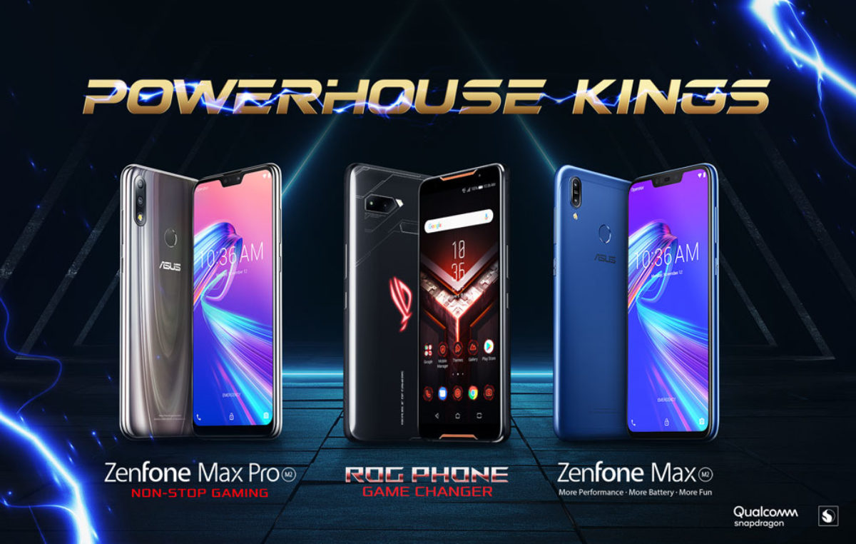 Take the Powerhouse Kings Quiz to See Which ASUS Phone is For You