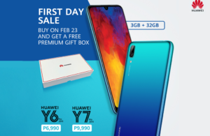 The Huawei Y6 Pro 2019 and Y7 Pro 2019 is Available Today