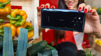 Nokia 9 PureView with 5 Camera Array is Now Official