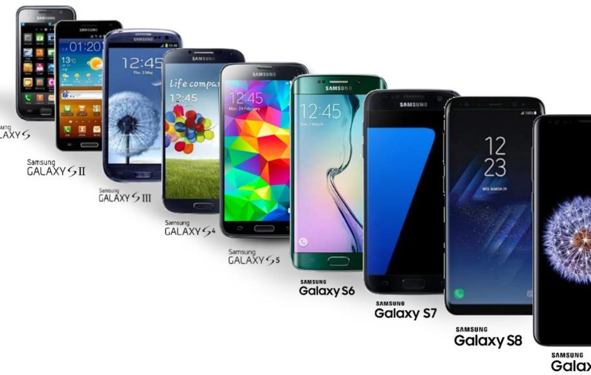 10 Years of Innovation – Samsung Galaxy Throughout the Years